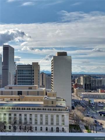 2001 Lincoln Street #1420, Denver, CO 80202 (#2063749) :: Symbio Denver