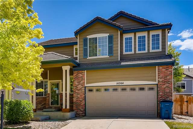 16064 E 97th Avenue, Commerce City, CO 80022 (MLS #2064787) :: 8z Real Estate
