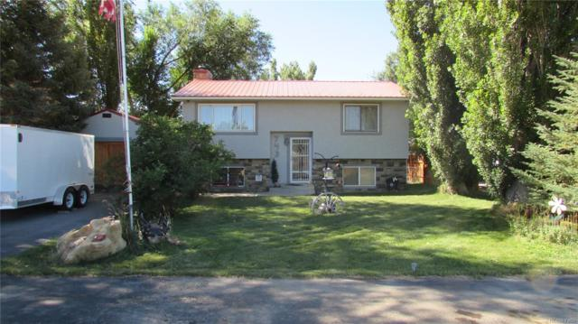 743 E Rangely Avenue, Rangely, CO 81648 (#2064895) :: HomePopper