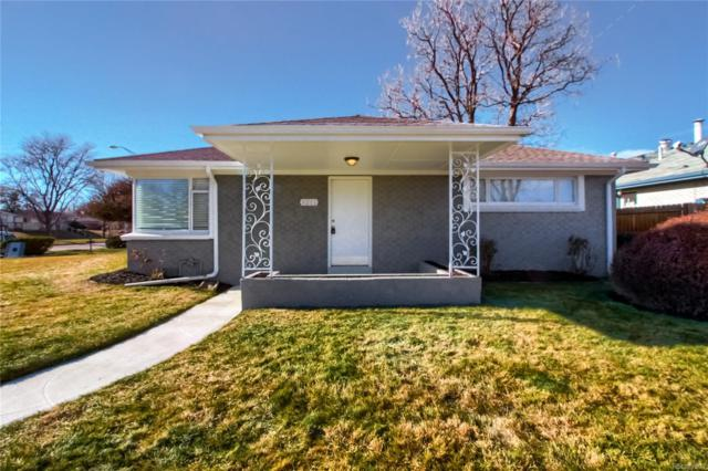 3211 Jasmine Street #3207, Denver, CO 80207 (#2065195) :: HomePopper