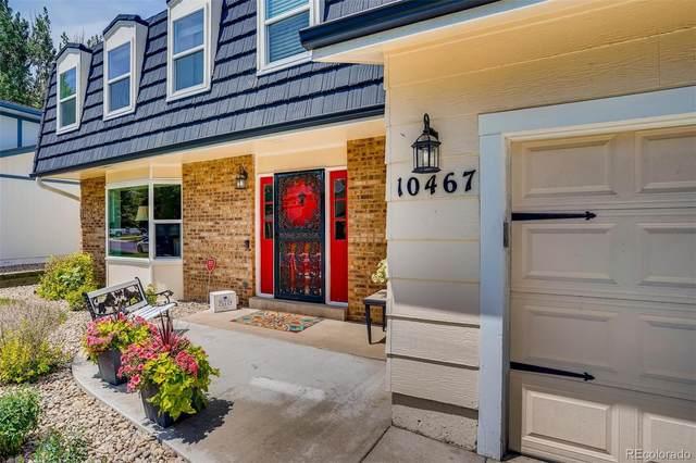 10467 E Weaver Circle, Englewood, CO 80111 (MLS #2065563) :: 8z Real Estate