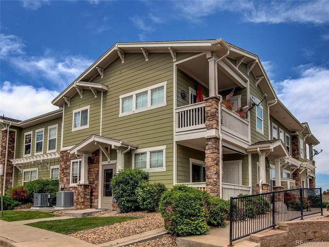 9444 Ashbury Circle #103, Parker, CO 80134 (#2065883) :: The Colorado Foothills Team   Berkshire Hathaway Elevated Living Real Estate