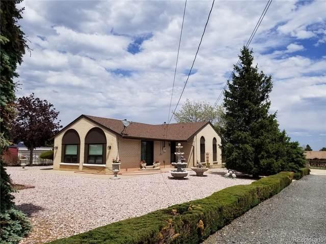820 Deframe Street, Golden, CO 80401 (#2065976) :: Real Estate Professionals
