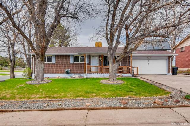 4461 W Quinn Place, Denver, CO 80236 (#2066133) :: The Healey Group