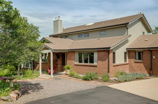 636 W Oakwood Lane, Castle Rock, CO 80108 (MLS #2066186) :: 8z Real Estate