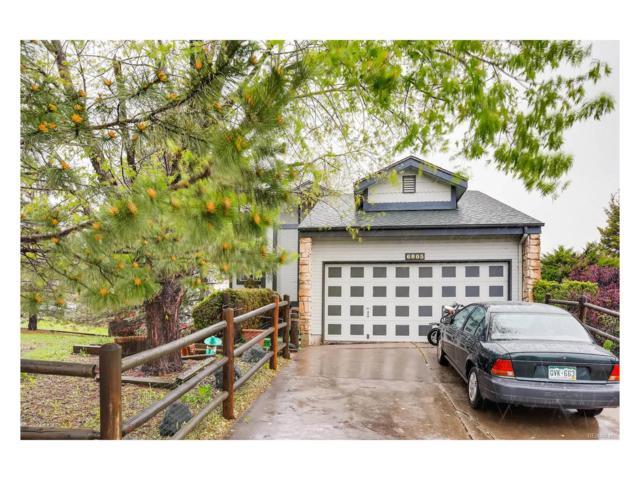 6803 Vrain Street, Westminster, CO 80030 (MLS #2066260) :: 8z Real Estate