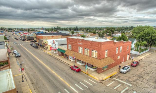 308 Denver Avenue, Fort Lupton, CO 80621 (#2066361) :: The DeGrood Team
