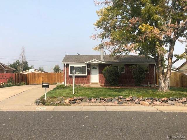 5435 W 86th Avenue, Arvada, CO 80003 (#2066423) :: Colorado Home Finder Realty
