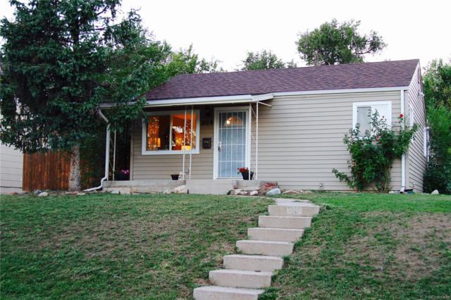 209 S Xavier Street, Denver, CO 80219 (#2066669) :: The Peak Properties Group