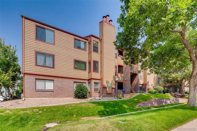 8731 Dawson Street #304, Denver, CO 80229 (#2067066) :: The Artisan Group at Keller Williams Premier Realty
