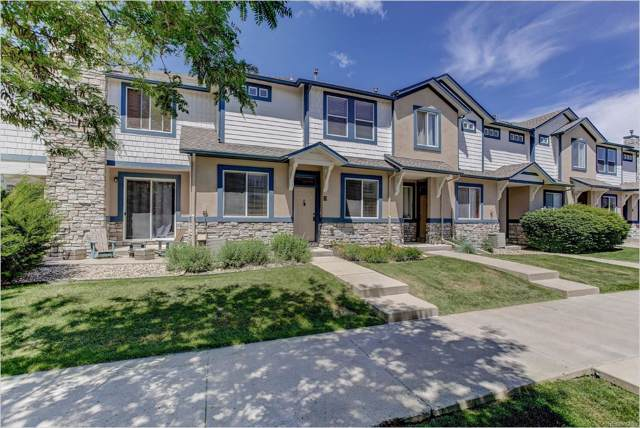 2850 Kansas Drive H, Fort Collins, CO 80525 (MLS #2067616) :: Bliss Realty Group