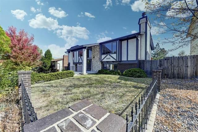 905 Valkenburg Drive, Colorado Springs, CO 80907 (MLS #2068354) :: 8z Real Estate