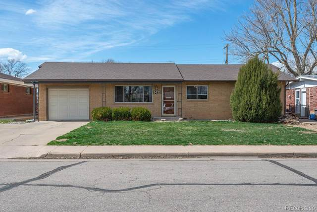 1425 23rd Avenue Court, Greeley, CO 80634 (MLS #2068461) :: 8z Real Estate