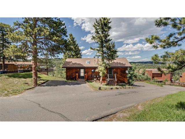 30721 Hilltop Drive, Evergreen, CO 80439 (MLS #2068606) :: 8z Real Estate
