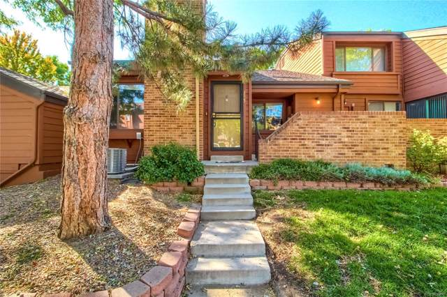 2685 S Dayton Way #195, Denver, CO 80231 (#2068687) :: 5281 Exclusive Homes Realty