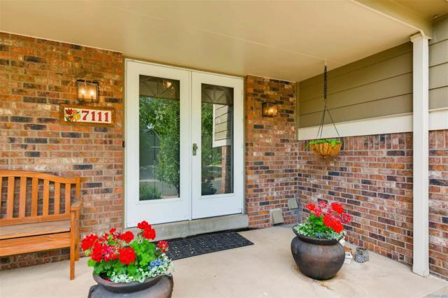 7111 S Glencoe Circle, Centennial, CO 80122 (MLS #2068833) :: 8z Real Estate