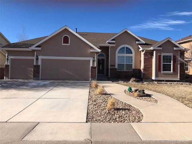 10412 Scotts Bluff Drive, Peyton, CO 80831 (MLS #2069133) :: 8z Real Estate