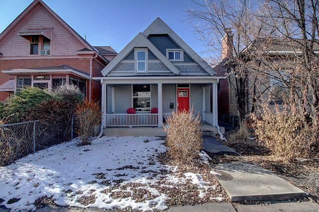 2443 N Gilpin Street, Denver, CO 80205 (MLS #2069460) :: 8z Real Estate