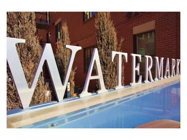 410 Acoma Street #214, Denver, CO 80204 (#2069950) :: Thrive Real Estate Group
