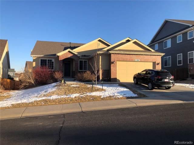 2598 Terravita Way, Castle Rock, CO 80108 (MLS #2070312) :: Kittle Real Estate
