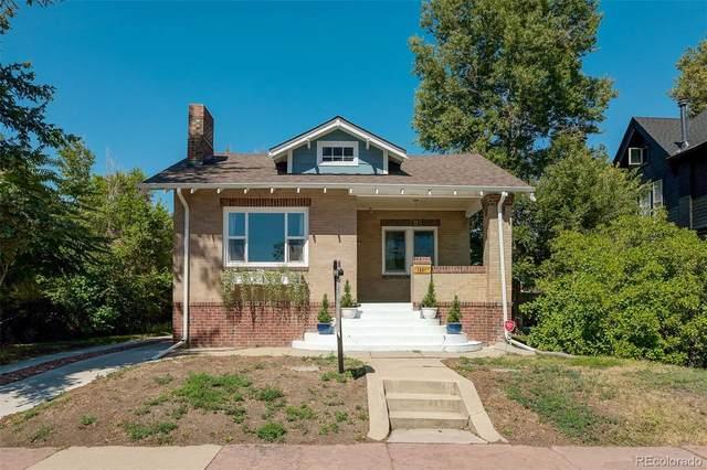 1461 Raleigh Street, Denver, CO 80204 (MLS #2070366) :: 8z Real Estate
