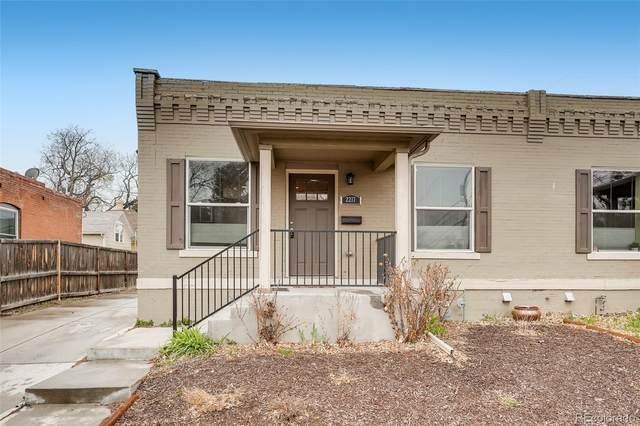 2217 N Hooker Street, Denver, CO 80211 (#2070375) :: Hudson Stonegate Team
