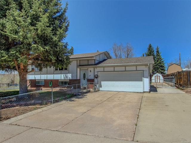 101 Douglas Fir Avenue, Castle Rock, CO 80104 (#2070742) :: The Pete Cook Home Group
