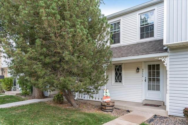 8954 W Dartmouth Place, Lakewood, CO 80227 (#2070960) :: The DeGrood Team
