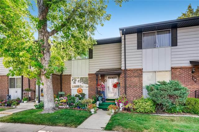 3061 W 92nd Avenue 1C, Westminster, CO 80031 (#2071656) :: The DeGrood Team