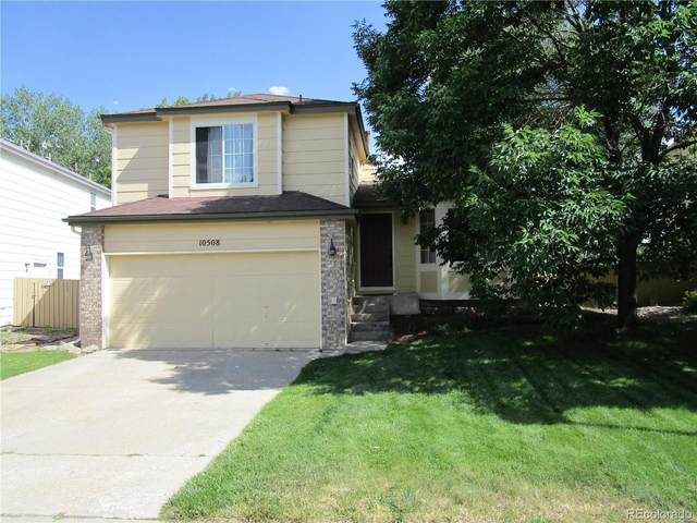10508 Holyoke Drive, Parker, CO 80134 (#2071935) :: The DeGrood Team