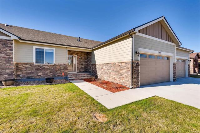 1796 Virginia Drive, Fort Lupton, CO 80621 (MLS #2072306) :: 8z Real Estate