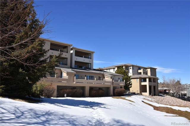 13351 W Alameda Parkway #105, Lakewood, CO 80228 (#2072616) :: My Home Team