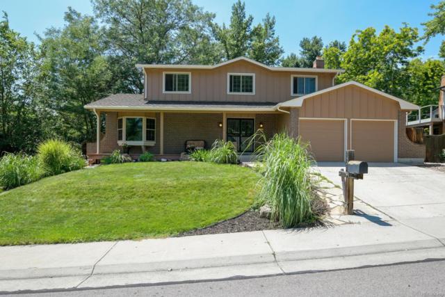 2425 S Zephyr Way, Lakewood, CO 80227 (#2072793) :: House Hunters Colorado