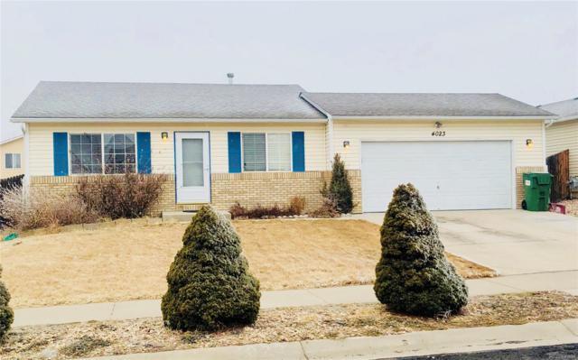 4023 Dove Lane, Evans, CO 80620 (MLS #2072847) :: 8z Real Estate