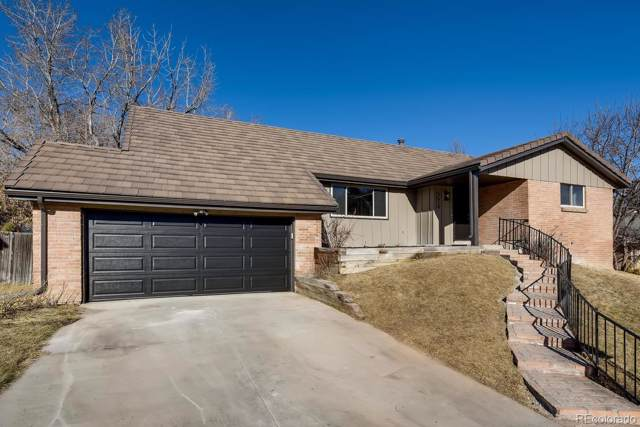 3618 S Narcissus Way, Denver, CO 80237 (#2073116) :: The HomeSmiths Team - Keller Williams