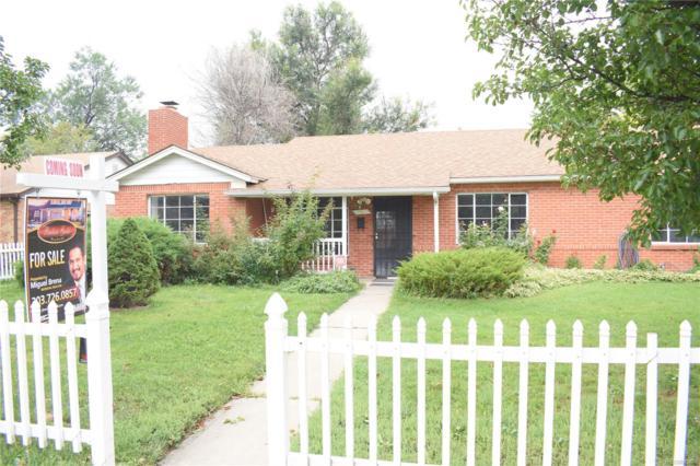751 Revere Street, Aurora, CO 80011 (#2073157) :: The Peak Properties Group