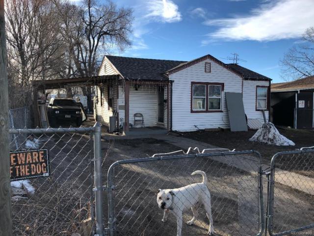 4655 Fillmore Street, Denver, CO 80216 (#2073967) :: The Heyl Group at Keller Williams