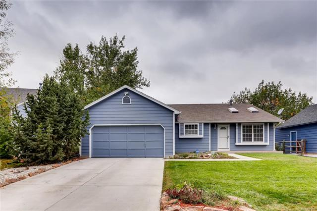 8701 Aspen Circle, Parker, CO 80134 (#2074028) :: Sellstate Realty Pros