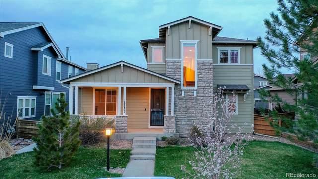 17251 E 107th Avenue, Commerce City, CO 80022 (#2074051) :: The Harling Team @ HomeSmart