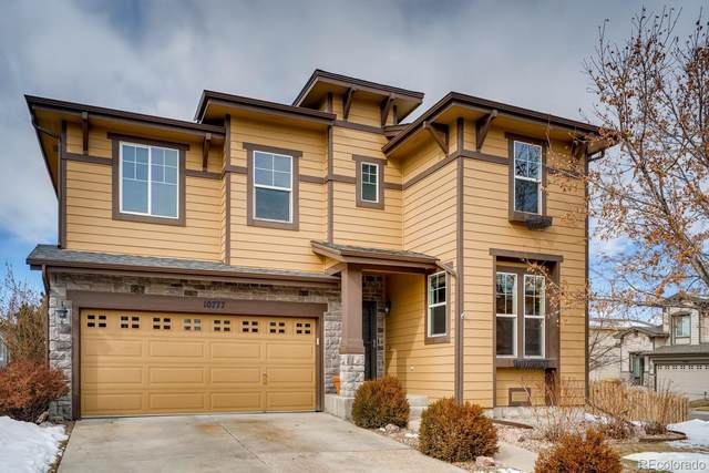 10777 Towerbridge Circle, Highlands Ranch, CO 80130 (#2074835) :: The Heyl Group at Keller Williams