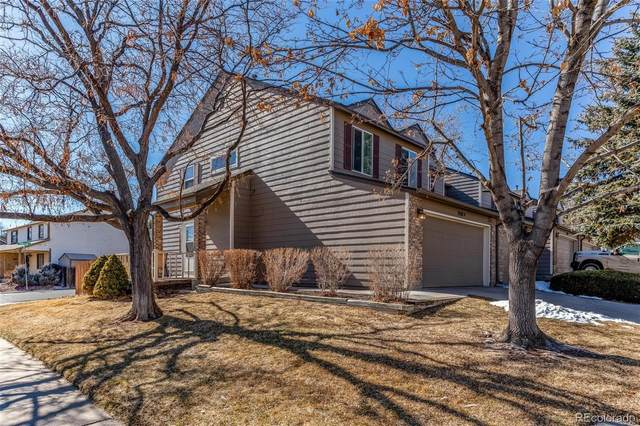 3541 S Telluride Circle E, Aurora, CO 80013 (MLS #2074975) :: 8z Real Estate