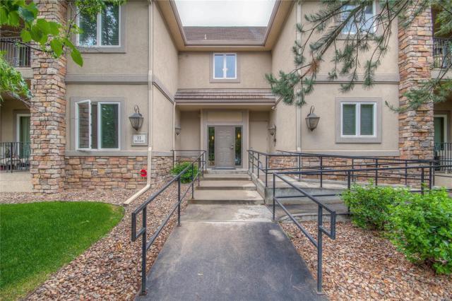 11 Monroe Street #102, Denver, CO 80206 (#2075011) :: Bring Home Denver