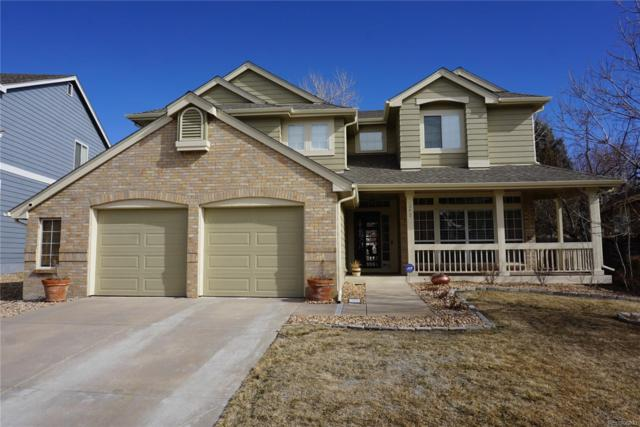 9242 Millcreek Court, Highlands Ranch, CO 80126 (#2075143) :: The Dixon Group
