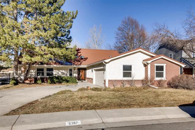 5387 S Havana Court, Englewood, CO 80111 (#2075462) :: The Sold By Simmons Team