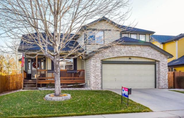 5098 E 118th Place, Thornton, CO 80233 (#2076201) :: The Heyl Group at Keller Williams