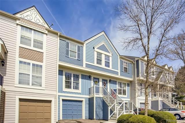 9250 W Ontario Drive, Littleton, CO 80128 (MLS #2076741) :: 8z Real Estate