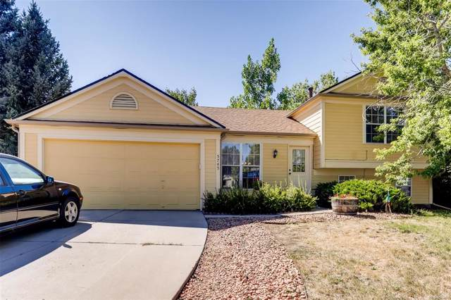 5745 S Quatar Court, Centennial, CO 80015 (#2077187) :: James Crocker Team
