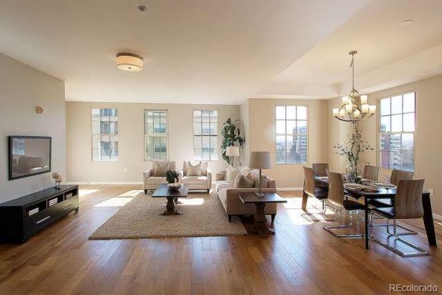 475 W 12th Avenue 7A, Denver, CO 80204 (#2077615) :: The Peak Properties Group