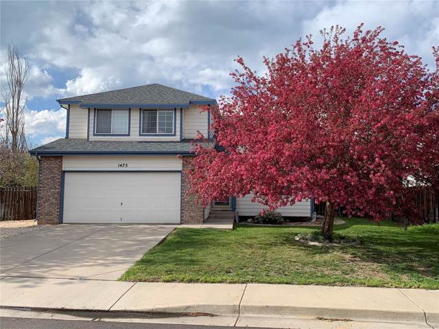 1475 Lincoln Circle, Longmont, CO 80501 (MLS #2077725) :: Colorado Real Estate : The Space Agency
