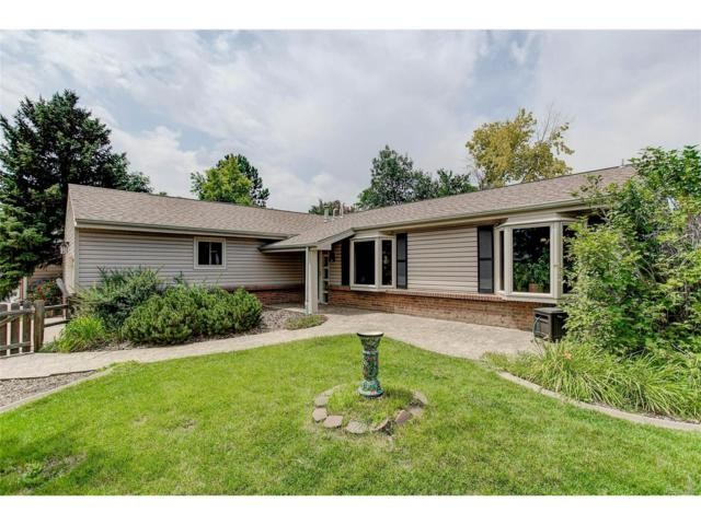 6201 S Lewis Street, Littleton, CO 80127 (MLS #2077858) :: 8z Real Estate